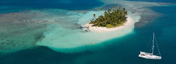 San Blas View Luxury Charter in San Blas Islands Shaula Experience