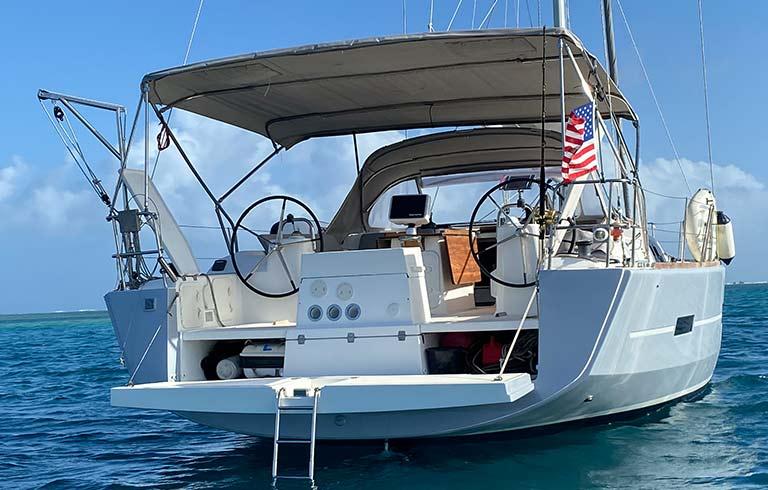 Generator-9kw Shaula Luxury Charter in San Blas Islands