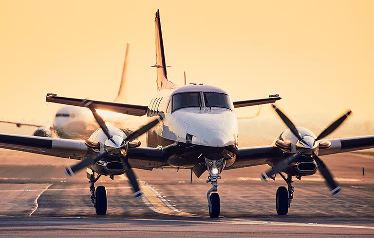 Private Flight Shaula Luxury Charter in San Blas Islands