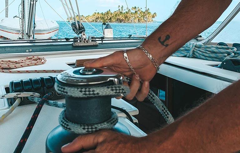 Luxury Charter in San Blas