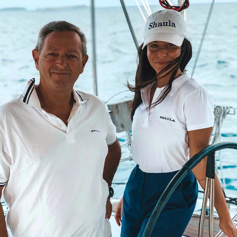 Shaula Crew Luxury Sailing Yacht Charter in San Blas