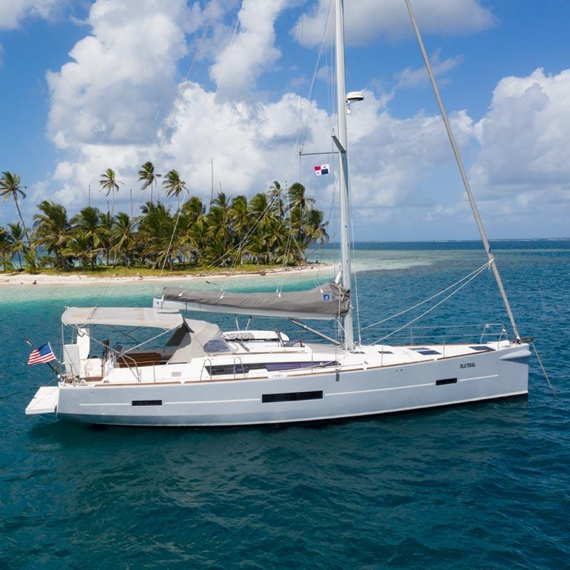 Luxury Charter in San Blas Islands