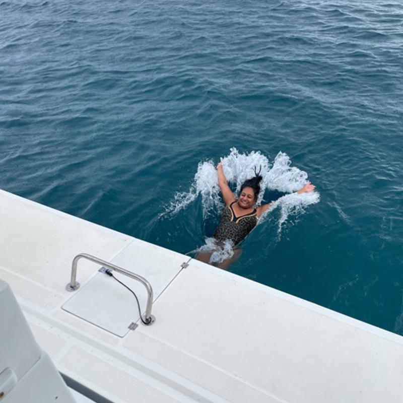 Boat Rental San Blas