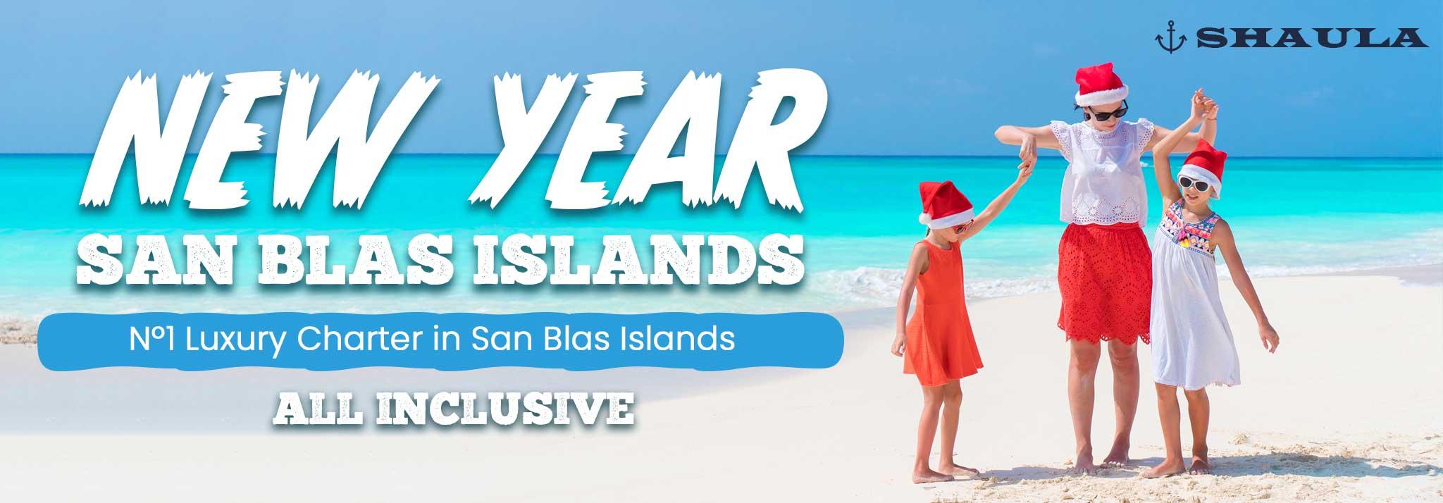 New Year San Blas Islands